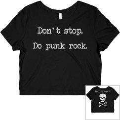 Punk Rock Crop