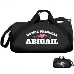 Abigail, dance princess
