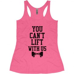 You Can't Lift With Us Mean Girl