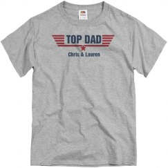 Top Dad With Names