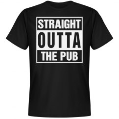 Straight Outta the Pub