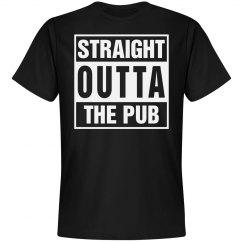 Straight Outta the Pub