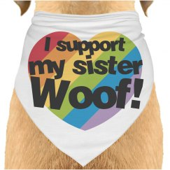 Dog Gay Support