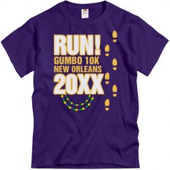 Run For Mardi Gras 10K
