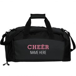 Custom Cheer Bag