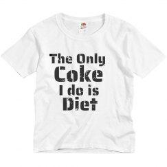 Diet coke tshirt