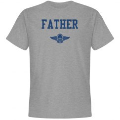 Air force father
