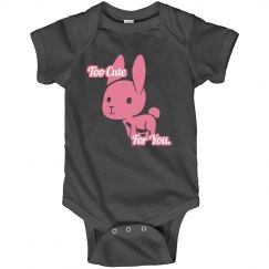 Too Cute Bunny