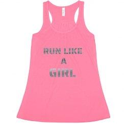 Run Like a Girl - Original/Basic