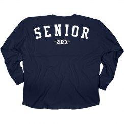 2017 Senior Jersey Shirt