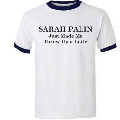 Spew On Sarah Palin