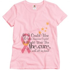Wish With All Your Heart For The Cure