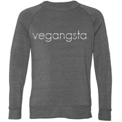 vegangsta eco camp sweatshirt