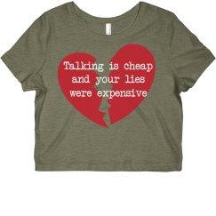 Expensive Lies (Heart)