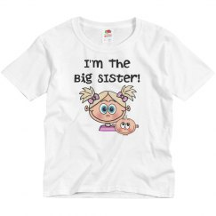 Big Sister (blonde/brown)