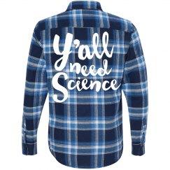 I Think Yall Need Science
