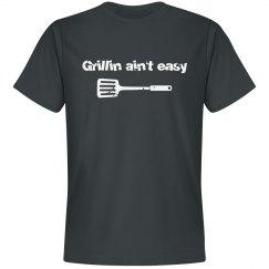 Grillin ain't easy