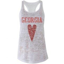 Big Georgia Heart