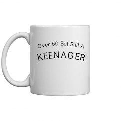 over 60 still a keenager