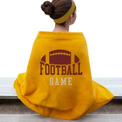 Football Game Rhinestones