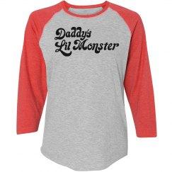Team Daddy's Lil Monster Girl