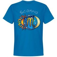 Scorpio Birth Sign Tee