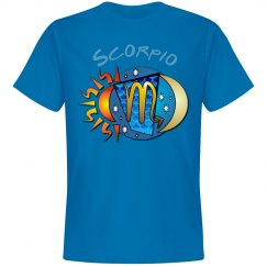 Scorpio Birth Sign Tee