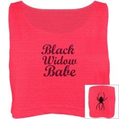 Black Widow Babe