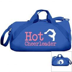 Hot cheerleader 2