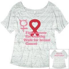 Walk for cancer