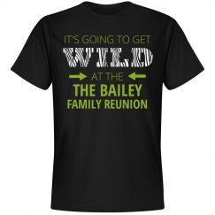 Bailey family reunion