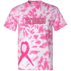 STRONG - Breast Cancer Awareness Unisex Shirt