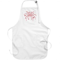 Fourth of July Apron