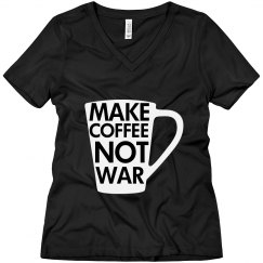 Make Coffee, Not War