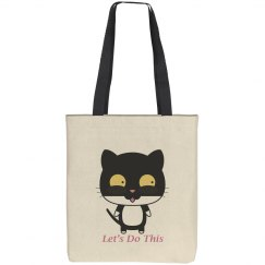 Cute Cat - Liberty Tote Bag