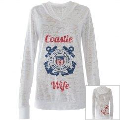 Coastie Wife Sweater