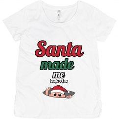 Santa made me