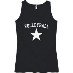 Volleyball star