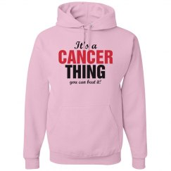 It's a Cancer thing