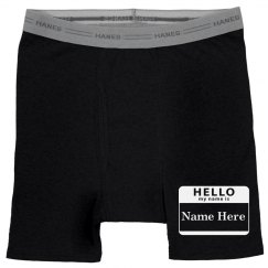 Hello Valentine Shorts