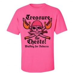 Breast Cancer Walk Pirate