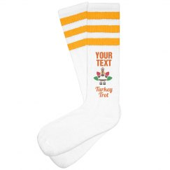 Turkey Trot Team Socks