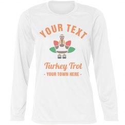 Custom Running Turkey Trot