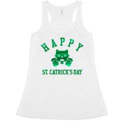 Trendy Happy St. Catrick's Day