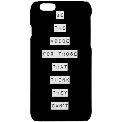 Be That Voice iPhone6 Plus Case