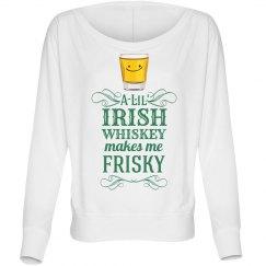 Silly Irish Whiskey Guy