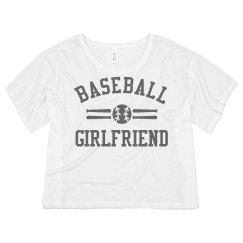 Simple Baseball Girlfriend