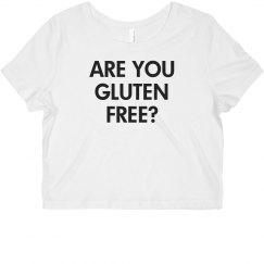 Are You Gluten Free White Crop