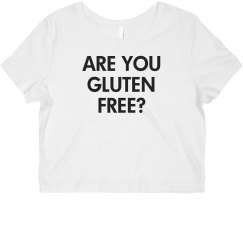 Are You Gluten Free White Crop