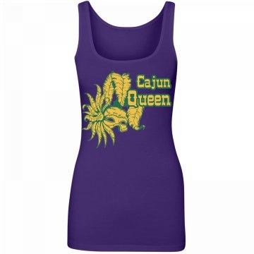 Cajun Queen Mardi Gras